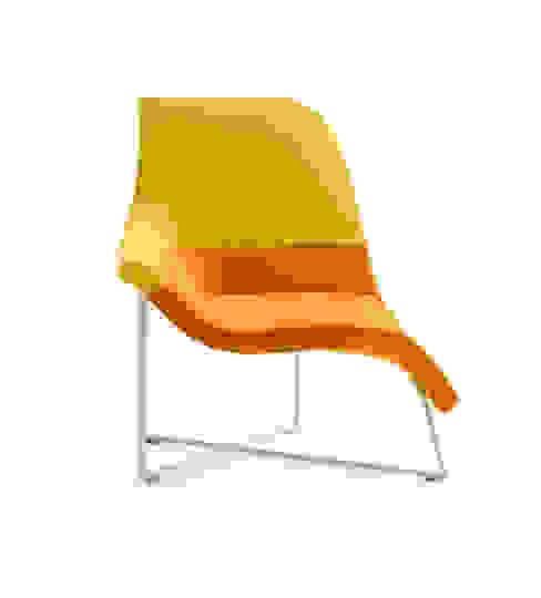 Gemini by UNStudio / Ben van Berkel (a dynamic seating element) Artifort