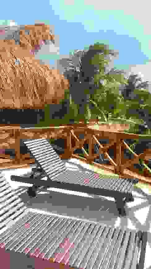 Hotéis tropicais por sandro bortot arquitecto Tropical
