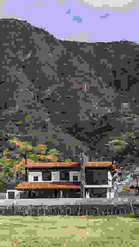 Casa San Juan Habitaciones de c3 Arquitectos