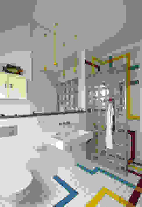 Projekty,  Łazienka zaprojektowane przez Berlin Interior Design