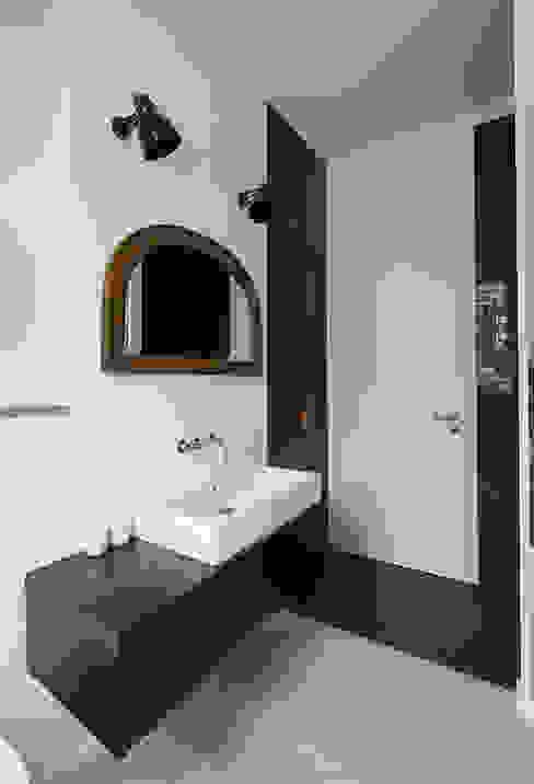 Berlin Interior Design Industrial style bathroom