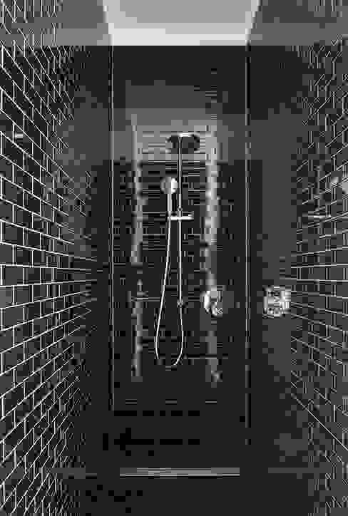 Projekty,  Łazienka zaprojektowane przez Berlin Interior Design, Industrialny