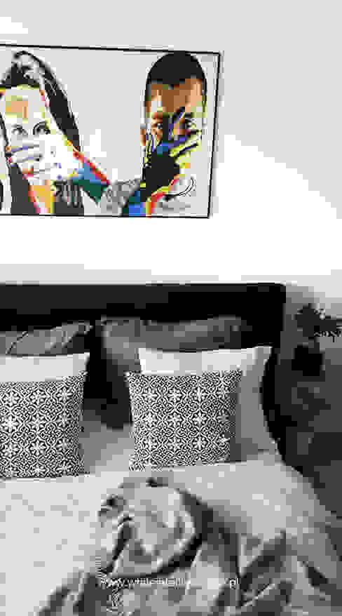 Спальни в . Автор – White Interior Design,
