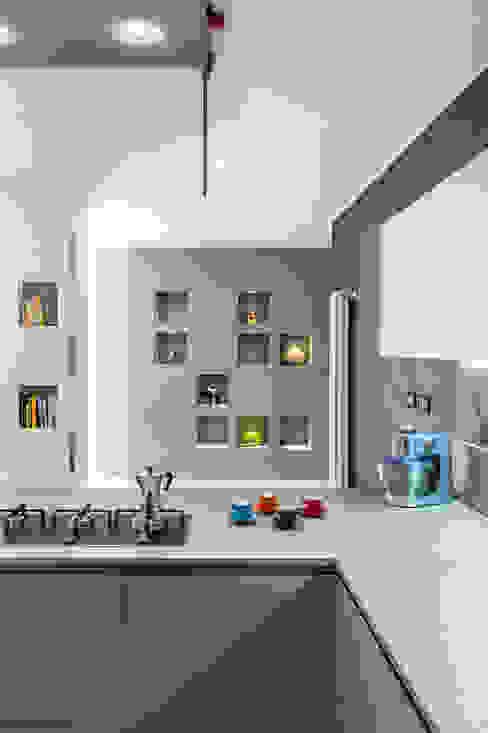 Moderne Küchen von zero6studio - Studio Associato di Architettura Modern