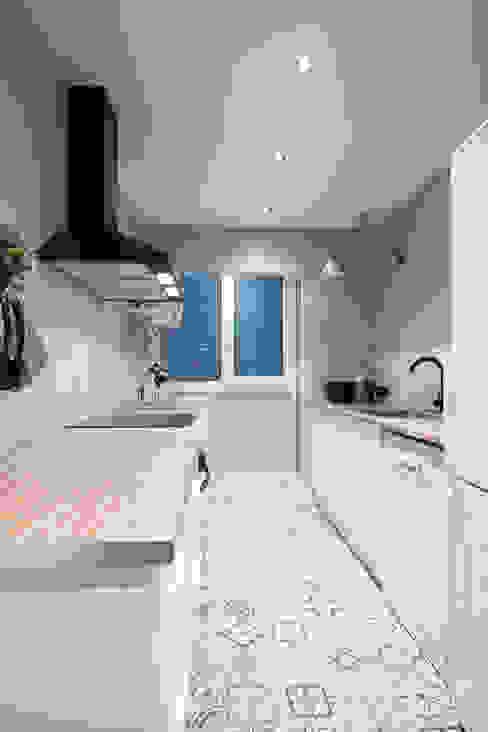 Scandinavian style kitchen by Dröm Living Scandinavian