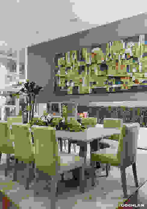 casa Limonero: Comedores de estilo  por MARIANGEL COGHLAN, Moderno