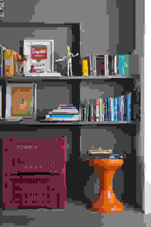 Residência Harmonia Salas de estar modernas por Mauricio Arruda Design Moderno