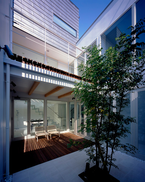 ON ARCHITECTS / オン・アーキテクツ Modern Terrace