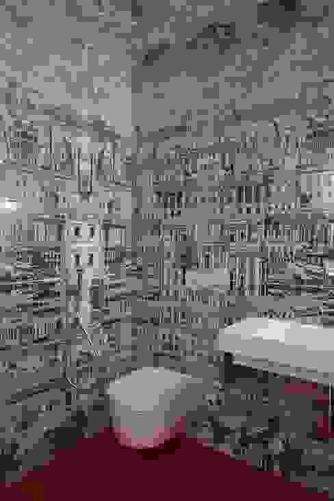 bagno padronale Studio Peveri Case