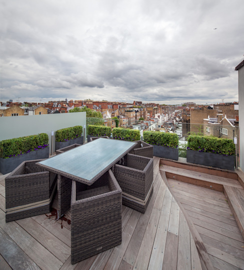 Knightsbridge Penthouse Coupdeville Rooms