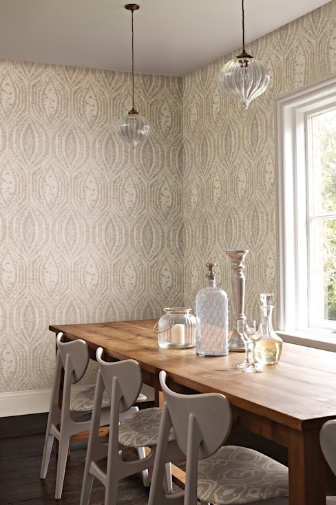 Marakesh Eclectic style dining room by Prestigious Textiles Eclectic