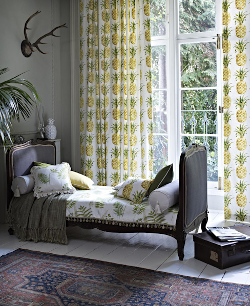 Paradise Cam Classic style bedroom by Prestigious Textiles Classic