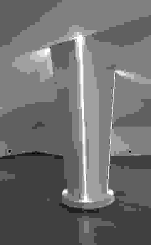 SINUOSA PLASTICITA' Palestra in stile moderno di GIOIA Biagio ARCHITETTO Moderno