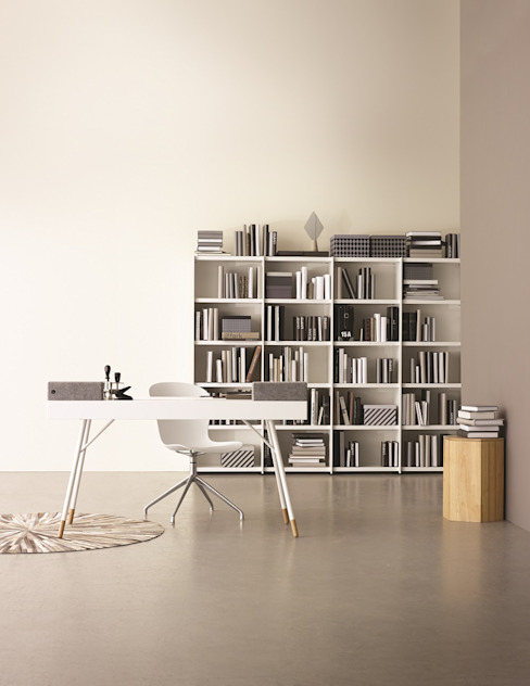 BoConcept Germany GmbH의  서재 & 사무실,