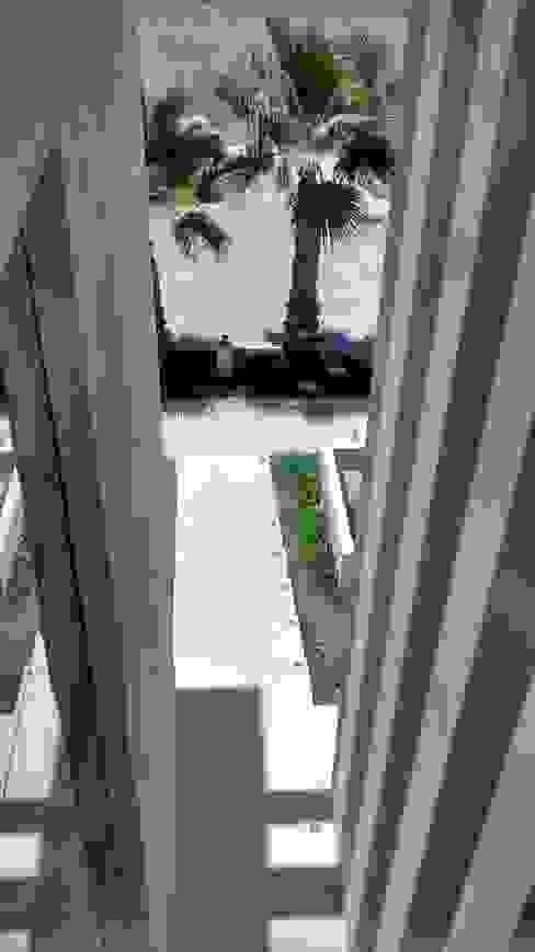 Acceso Principal Casas minimalistas de Vortex Arquitectos Minimalista