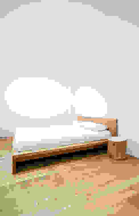 Balzar Arquitectos Mediterrane Schlafzimmer