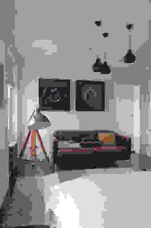 Mortimer Road, De Beauvoir Bedroom by Emmett Russell Architects