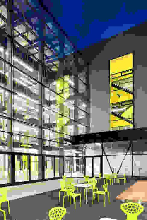 Ecoles par NMPB Architekten