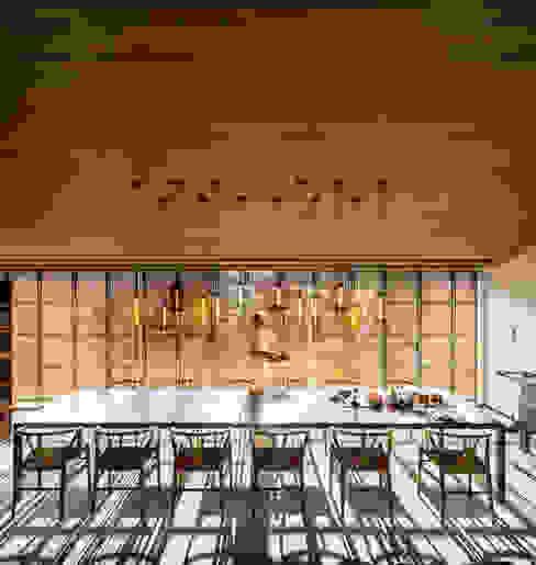 Salas de jantar modernas por Studio MK27 Moderno