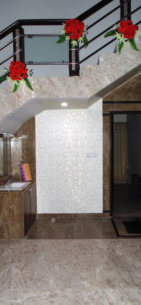 3D WallArt Wall Panels by Floor2Walls