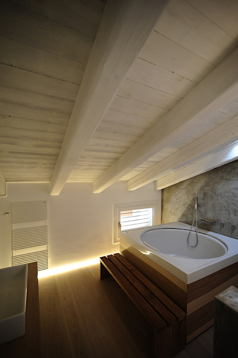 house SD Case in stile minimalista di Didonè Comacchio Architects Minimalista