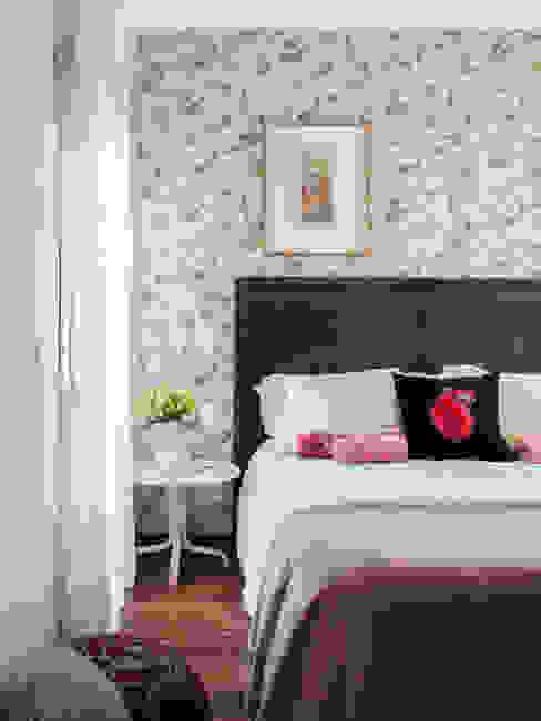 Chambre originale par Mauricio Arruda Design Éclectique