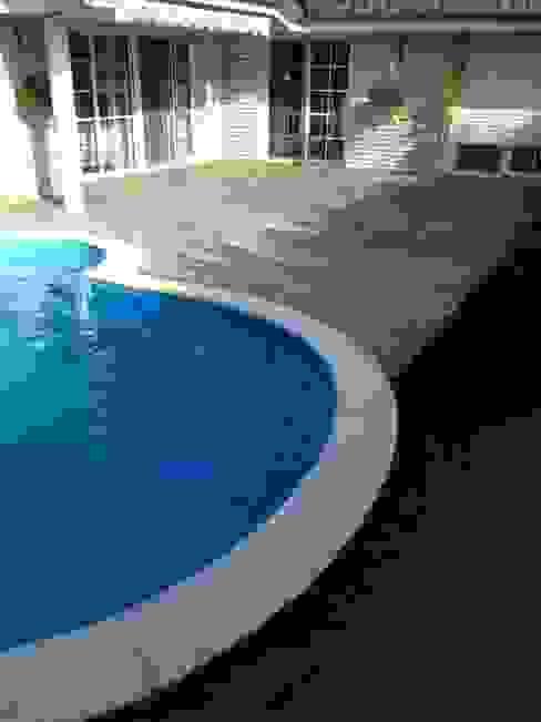 Erneuerung Swimmingpool Garten- und Landschaftsbau Gartenservice Schwanewede