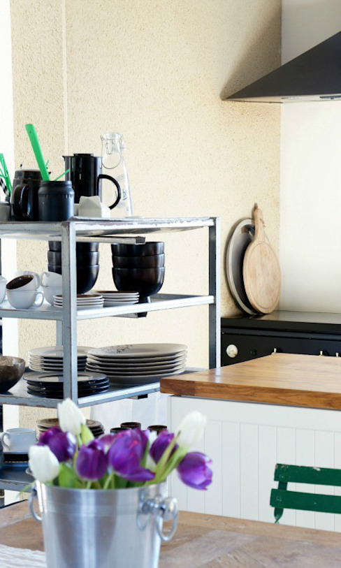 Kitchen update 스칸디나비아 주방 by Hege in France 북유럽