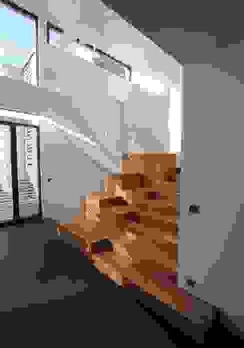 Splitlevelhaus Moderne Häuser von Udo Ziegler   Architekten Modern