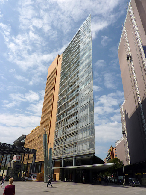 Potsdamer Platz - Renzo Piano par homify