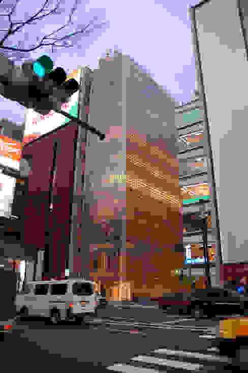 Maison Hermès à Tokyo - Renzo Piano par homify