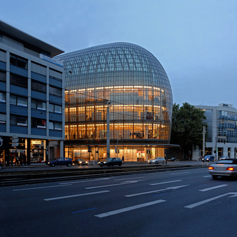 centre commercial Peek & Cloppenburg - Renzo Piano par homify