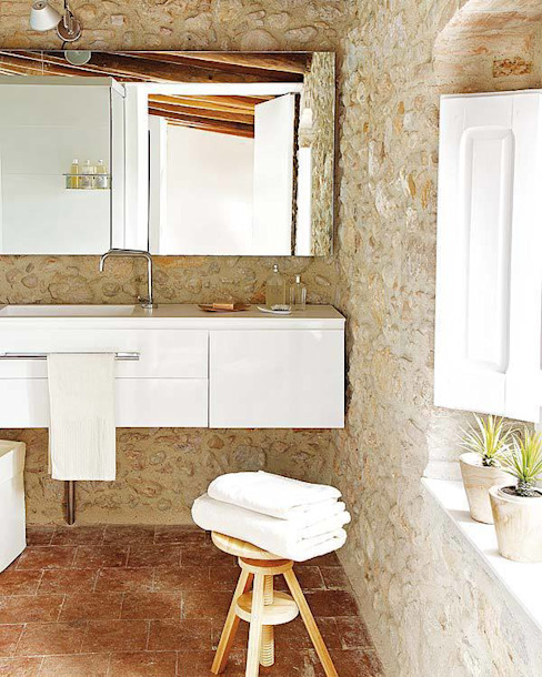 Albons - Cases Singulars de l'Empordà Baños rurales de TONO BAGNO | Pasión por tu baño Rural