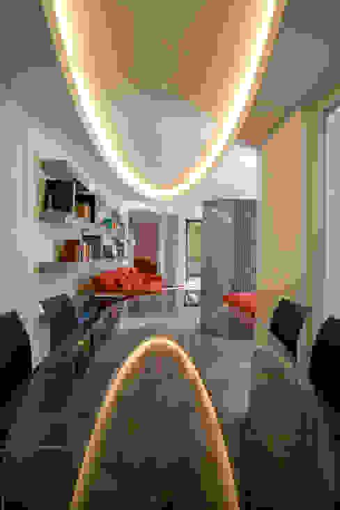 Villa ad Ansedonia I Case moderne di Studio Transit Moderno