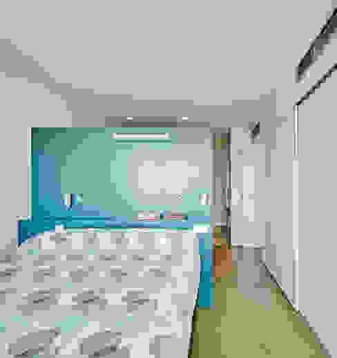 Modern Houses by FLAP STUDIO Modern