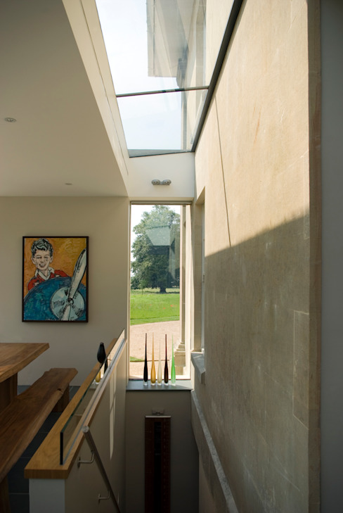 Innox Lodge Modern houses by Designscape Architects Ltd Modern