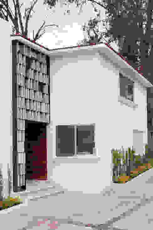 Casas de estilo  por Taller David Dana Arquitectura, Moderno