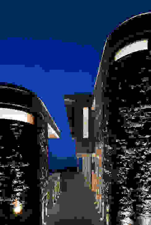 Couin de Vacque JAMIE FALLA ARCHITECTURE Maisons modernes