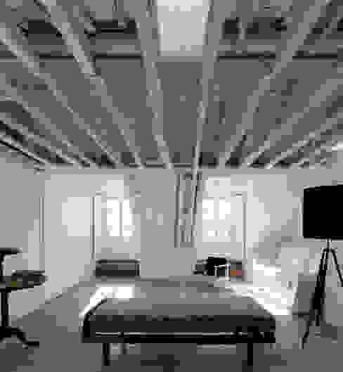 Klasik Yatak Odası José Adrião Arquitectos Klasik