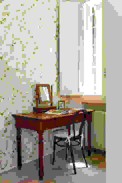 Ruang Studi/Kantor Klasik Oleh Tommaso Bettini Architetto Klasik