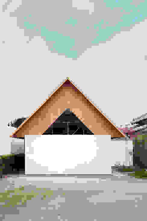 コヤノスミカ ミニマルな 家 の ma-style architects ミニマル