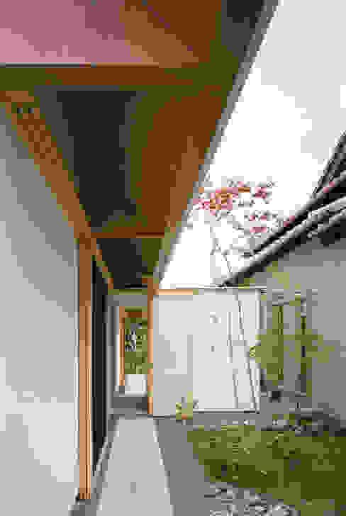 ma-style architects의  정원, 미니멀