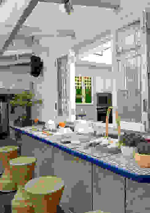 Old meets New Modern kitchen by The Orange Lane Modern