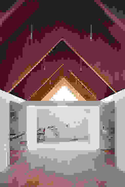 Koyanosumika Minimalist study/office by ma-style architects Minimalist