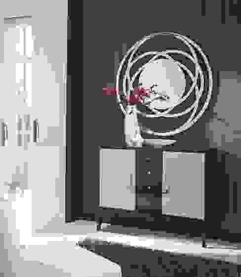 Espejo Moderno de Cristal Beno de Paco Escrivá Muebles Moderno