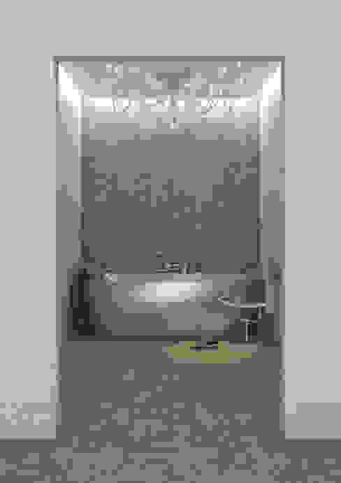 Industrial style bathroom by Sánchez Plá Industrial
