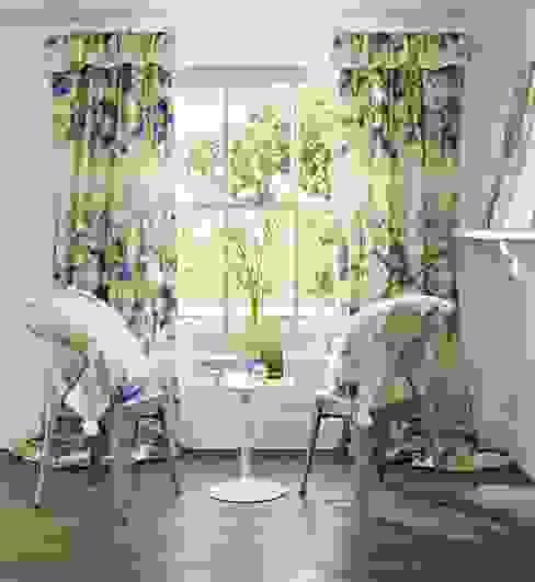 Printworks Prestigious Textiles Livings de estilo ecléctico