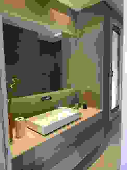 Poyraz Konakları Modern Banyo ISLA GRUP Modern