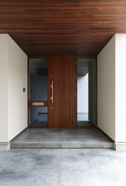 Modern windows & doors by MooS/ムース Modern