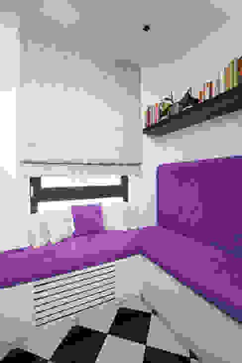 Warszawa - mieszkanie z nutką klasyki: styl , w kategorii Kuchnia zaprojektowany przez Art of home,Nowoczesny